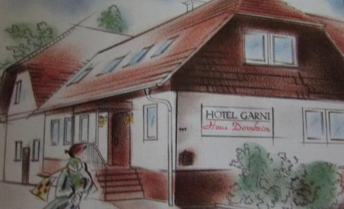 . Hotel Garni Haus Dornheim