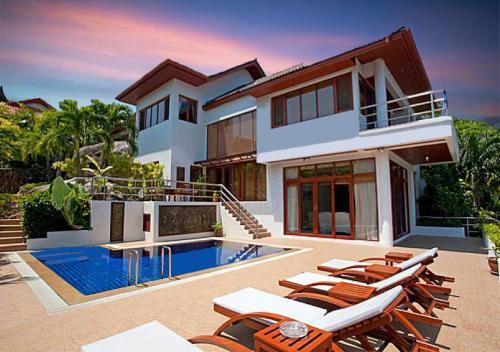 Villa Baan Thap Thim Villa Baan Thap Thim
