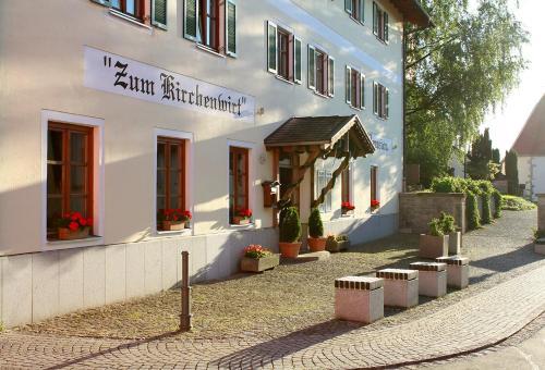 . Landgasthof Zum Kirchenwirt