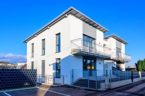 Apartflats L.I.N.Z., Pension in Linz bei Wilhering