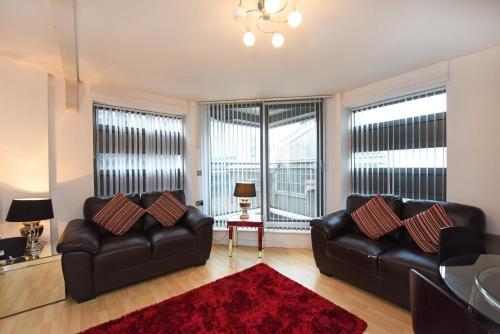 . Dreamhouse Apartments Manchester City Centre