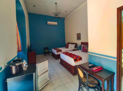 Socaire, Campeche