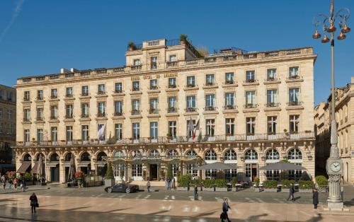InterContinental Bordeaux Le Grand Hotel, an IHG hotel - Hôtel - Bordeaux