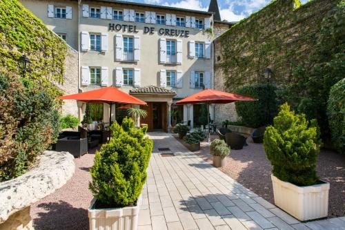 . Hôtel & Spa Greuze
