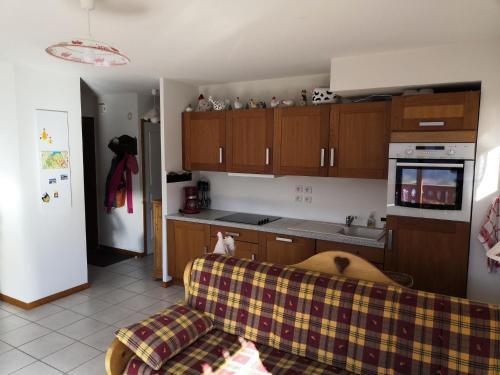 Les Aiguilles Blanches AGB596 - Hotel - Les Carroz