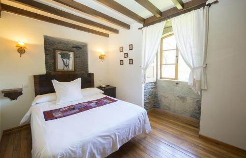 Junior Suite Pazo da Trave 11