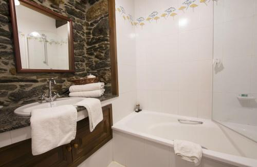 Junior Suite Pazo da Trave 12