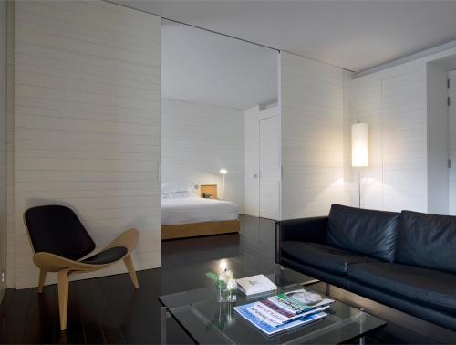 Suite Atrio Restaurante Hotel 9