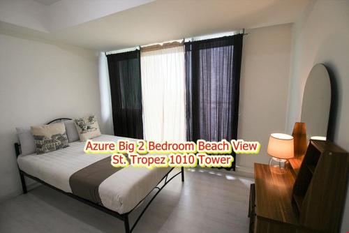 Azure Biggest 2BR Beachview