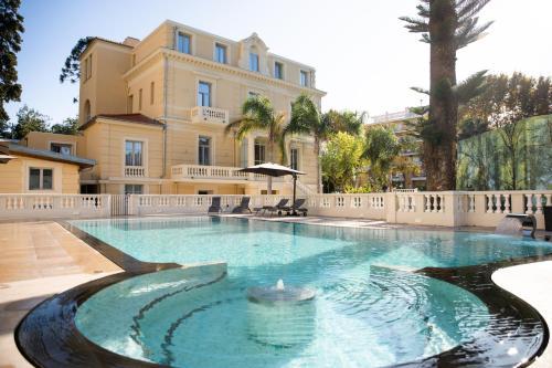 Villa Genesis - Hôtel - Menton