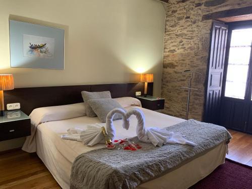Habitación Doble Estándar con ducha - Uso individual Posada Real La Carteria 13