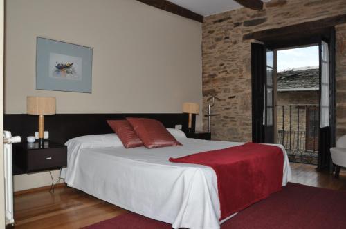 Habitación Doble Estándar con ducha - Uso individual Posada Real La Carteria 10