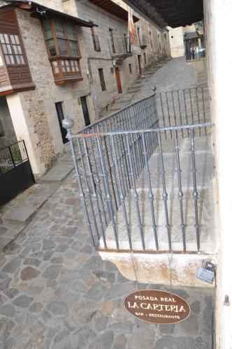 Habitación Doble Estándar con ducha - Uso individual Posada Real La Carteria 11
