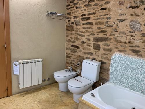 Suite con bañera de hidromasaje - Uso individual Posada Real La Carteria 25