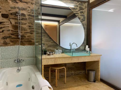 Suite with Spa Bath - single occupancy Posada Real La Carteria 27