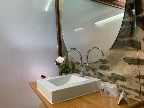 Habitación Doble con bañera - 2 camas - Uso individual Posada Real La Carteria 4
