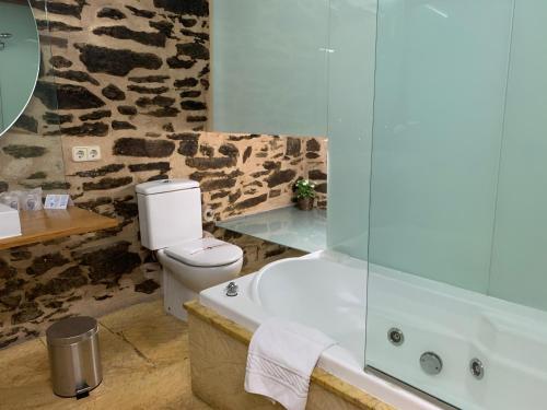 Habitación Doble con bañera - 2 camas - Uso individual Posada Real La Carteria 5