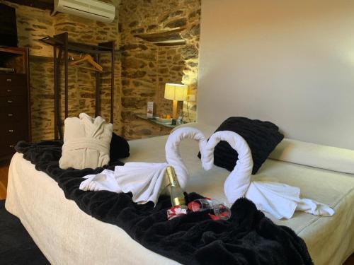 Suite Deluxe con bañera de hidromasaje - Uso individual Posada Real La Carteria 5
