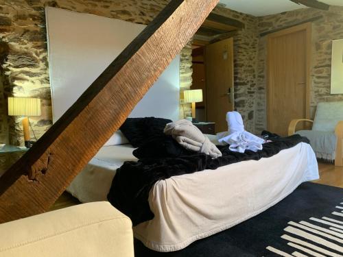 Suite Deluxe con bañera de hidromasaje - Uso individual Posada Real La Carteria 6
