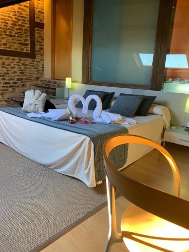 Suite Deluxe con bañera de hidromasaje - Uso individual Posada Real La Carteria 3