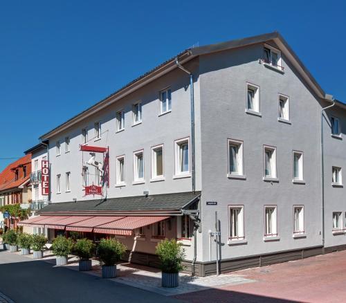 . Hotel Zum weißen Rössel