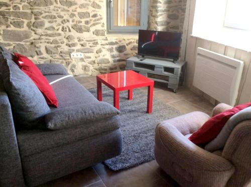 Chalet with 4 bedrooms in Ascou, with wonderful mountain view and furnished terrace - 3 km from the slopes - Hotel - Ascou