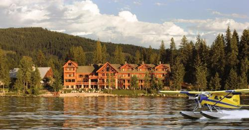 . Lodge at Sandpoint