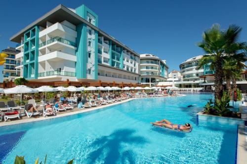 Side Sea Shell Resort & Spa ulaşım