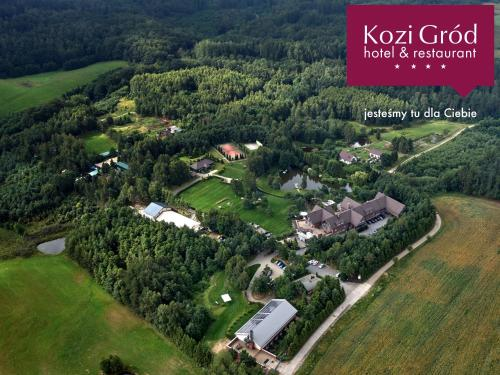 __{offers.Best_flights}__ Hotel Kozi Gród