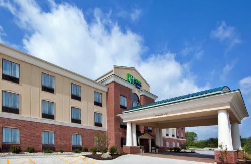 . Holiday Inn Express Hotel & Suites Tipp City, an IHG Hotel