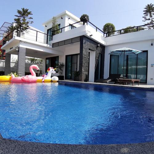 Panda Pool Villa Modern RM2 Panda Pool Villa Modern RM2