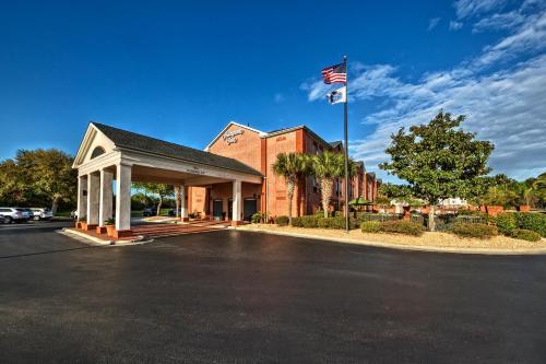 Hampton Inn Savannah-I-95-North - Port Wentworth, GA GA 31407