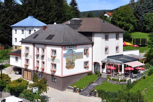 Фото отеля Pension Parzer Pressbaum bei Wien