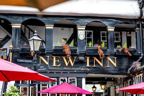The New Inn – RelaxInnz
