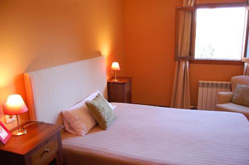Habitación Doble Económica Hotel Spa Moli de l'Hereu 2