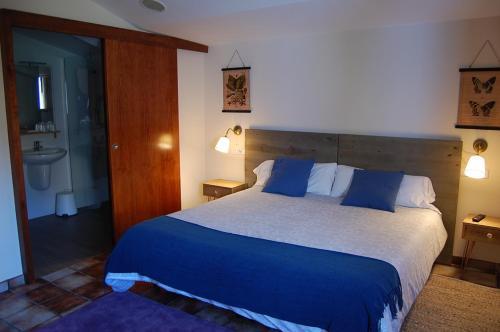 Superior Double Room Hotel Moli de l'Hereu 3