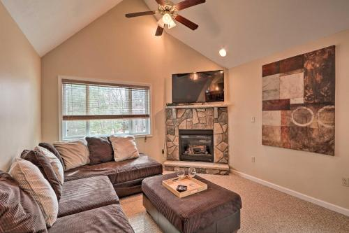 Accommodation in Albrightsville