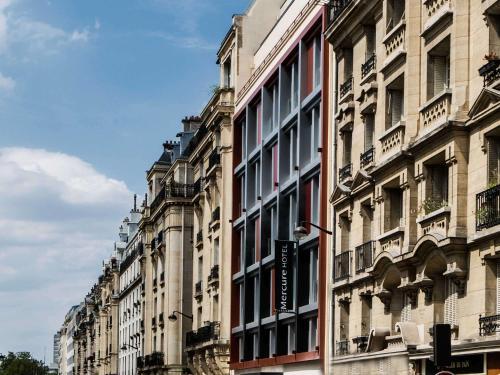 Mercure Paris 17 Batignolles, Paris, France
