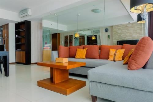 Premium and Spacious 3BR Apartment at Kemang Village By Travelio, Jakarta Selatan