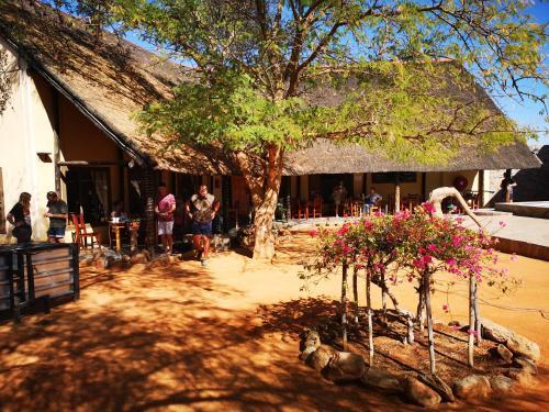 . Oppi-Koppi Rest Camp