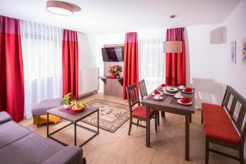 Hotel-overnachting met je hond in Ferienwohnungen Seeblick - Obing
