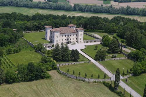Kasteel-overnachting met je hond in Castello di Susans - Maiano