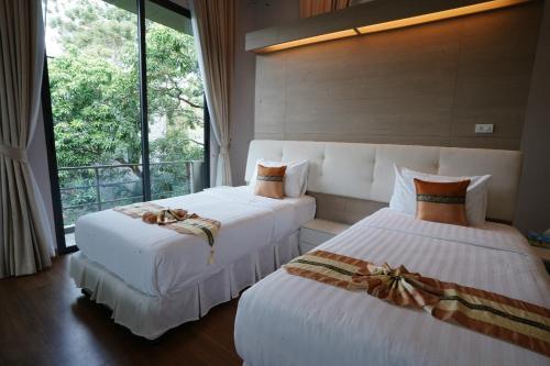Tree Scape Retreat Resort เชียงใหม่