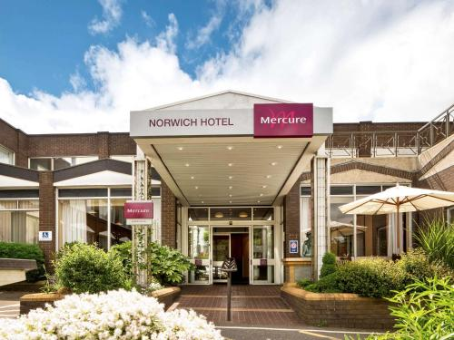 Mercure Norwich Hotel, , England