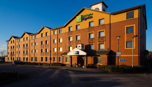 Holiday Inn Express Stoke-On-Trent, Staffordshire
