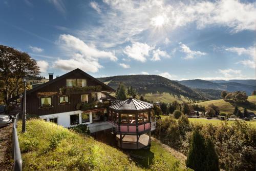 Panorama Lodge Sonnenalm Hochschwarzwald - Todtnauberg