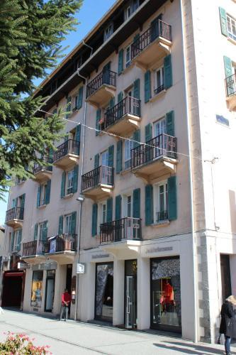 . Appartement Le Lutetia
