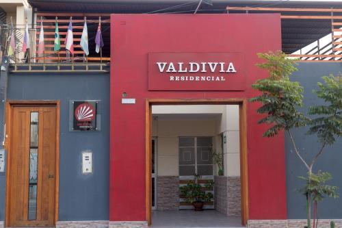 Hotel Residencial Valdivia