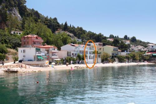 . Apartments by the sea Drasnice, Makarska - 6652