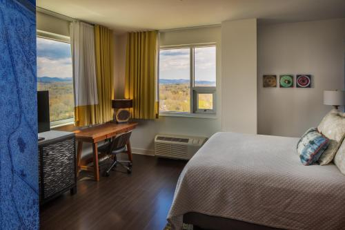 King Bed View Room